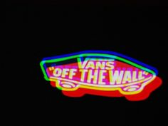 "Vans - "" Off the wall """
