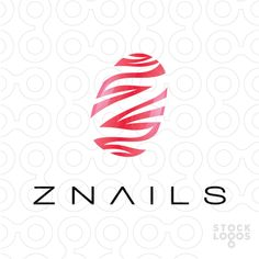 Nail Salon Logo Design Ideas elegant feminine beauty salon logo design by isabel paoli Nails Logo Google