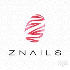 Nails logo • LogoMoose - Logo Inspiration