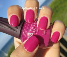 @SpaRitual Provocateur - Caution: Hot Pink! Are you a Provocateur? http://ecologiccosmetics.com/tienda_online.php?t=esmaltes_veganos