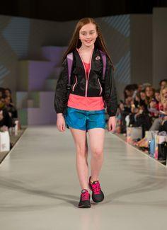 Глобальная Неделя Детской Моды Показывают