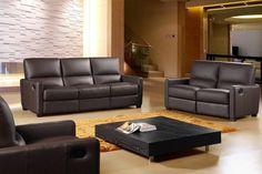 Stylish Design Furniture - Divani Casa 641 Full Italian Leather 3 Piece Reclining Sofa Set, $4,212.00 (http://www.stylishdesignfurniture.com/products/divani-casa-641-full-italian-leather-3-piece-reclining-sofa-set.html)