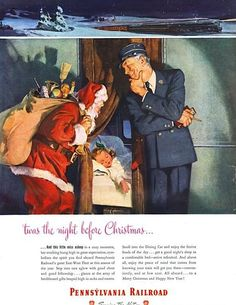 15 Vintage Christmas Advertisements (15 Pictures)