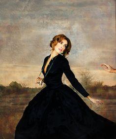 Thomas Dodd/Pre-Raphaelite Inspired photographer.