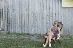 Gown from #GlitzNash @GlitzNash (Angie Howington Photography) (Hair Kyle Kressin; MUA Tara Thomas; Model Caitlin) (Wilson Family Farm, Tennessee) http://glitznashville.com