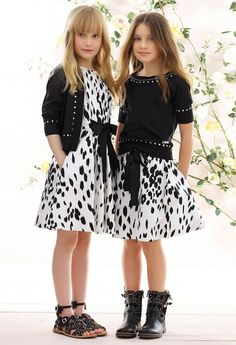 Twin Set fashion for girls, summer.
