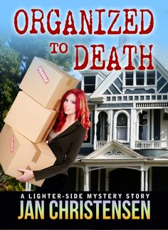 In this cozy mystery, which takes place in Newport, RI, Tina has a new job to do, an old flame to seduce, and a murder to solve.