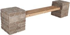 Pavestone Rumblestone™ Bench No. 2 Instructions #diy