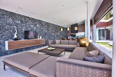 Lujoso diseño de interiores