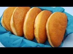 Dessert Recipes, Desserts, Hot Dog Buns, Bread Recipes, Sweet Potato, I Foods, Sweets, Baking, Vegetables
