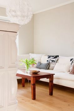 Sunnys Haus: Vorher-nachher: das Wohnzimmer