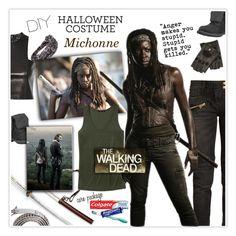 """DIY Halloween Costume"" by mcheffer ❤ liked on Polyvore featuring Balmain, Timberland, Daytrip, Colgate, Banana Republic, Maison Fabre, halloweencostume and DIYHalloween"