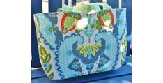 The Happy Handbag will make you happy, particularly when you see the pdf downloadable pattern is FREE and you only need basic sewing skills to complete this project. This simple handbag uses Bosal in combination with Decor Bond to create a structured bag with simple lines. There is one interior pocket with loop and …