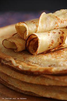 """Wissen Sie, dass wir am 2. Februar jedes Jahrs Pfannkuchen essen ? Das ist der """"Chandeleur"""" Tag. / Savez-vous que nous mangeons des crêpes le 2 février en France ? C'est le jour de la Chandeleur."""