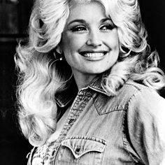 Dolly Parton...was GEORGOUS! Its kinda sad that she got a whole bunch of plastic surgery.