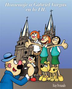 la familia burron comics | La Familia Burrón alcanzó un éxito clamoroso: 500, 000 ejemplares ...