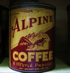 Alpine Coffee.                         ****