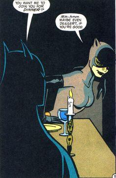 Batman & Batwoman