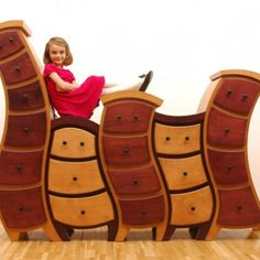 Humorous Design Furniture - by Judson Beaumont