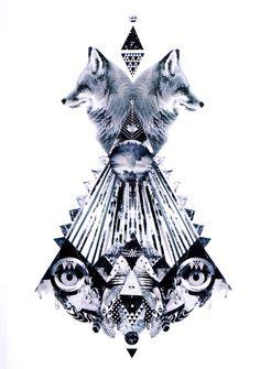 Ruth Crone Foster / Sacred Geometry <3