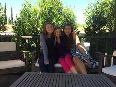 Hanna, Taylor, Alexis #bts