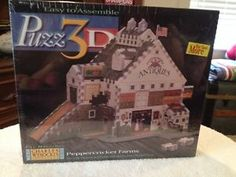 Up for purchase is a PUZZ3D (3D Puzzle) from the original Charles Wysocki's Americana. Puzzle is steal in original packaging. Puzzles name is Peppercricket Farms. 247 pieces. Excellent item to have for family night. Any questions please don't be afraid to ask!!! Thanks!! Starting Bid is only $9.99+Shipping!! DON'T LET THIS GET AWAY!! #Puzzles #Vintage #3D #Americana #FourthOfJuly #4thOfJuly #WorldCup #America #Ebay #USA #Brazil #FIFA #Soccer #Football #Germany