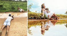 Todos lo hemos visto al hojear Instagram; esos retratos perfectos y cinemáticos de mujeres embarazadas en bosques encantados, parejas felices descansando en la playa y niñas posando como modelos en edificios abandonados. ¿Nunca te has preguntado cómo llegaron a hacer esas fotos? Bueno, el fotógrafo