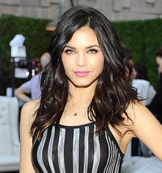 Jenna Dewan Tatum looked effortlessly glam in tousled waves at the launch of Parker on Spring in Beverly Hills