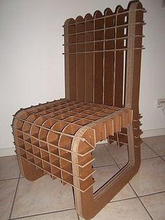 1000 images about meuble carton on pinterest cardboard. Black Bedroom Furniture Sets. Home Design Ideas