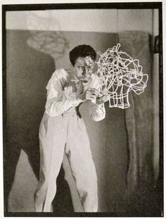 MONDOBLOGO: more man ray portraits....