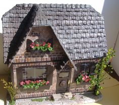 Country Charm Dollhouse by Tracy Topps