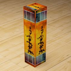 Pervoskia Collage Aflame Wine Gift Box