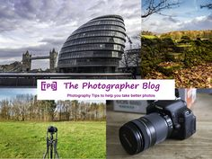 The Photographer Blog's YouTube channel is finally here! Head on over and see what you think...