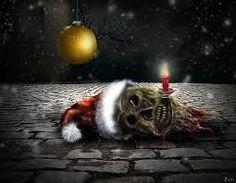 Christmas Zombie Wallpaper.114 Best Zombie World Xmas Images Skull Art Grim Reaper Xmas