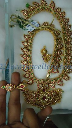 Latest Collection of best Indian Jewellery Designs. Indian Jewellery Design, Jewellery Designs, Mango Mala Designs, Mango Mala Jewellery, Jewellery Sketches, India Jewelry, Touch Of Gold, South India, Gold Bangles