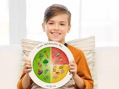 Para incentivar tu interés por la nutrición, Nestlé está regalando unos platos muy vistosos para que los niños coman divirtiéndose! ¿Lo quieres? #regalos #promociones #nestlé #gifts #promotions