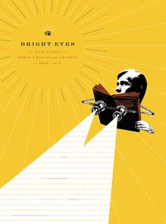 GigPosters.com - Bright Eyes - Good Life - May Day