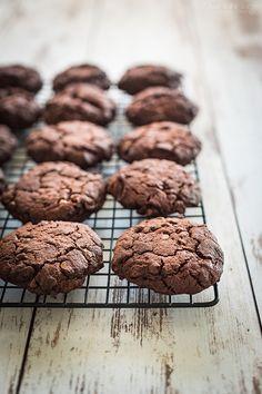 ciasteczka czekoladowe - najlepszy przepis