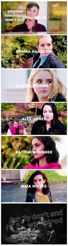 SUPERNATURAL S13E10 wayward sisters are so badass bUT KAIA DIED WHAT NO WHY I LOVED HER CHARACTER
