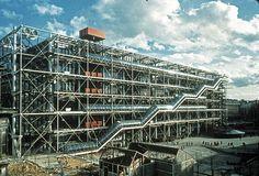 8 choses que vous ne savez (sûrement) pas sur le Centre Pompidou