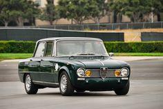 1967 Alfa Romeo Giulia Super sedan