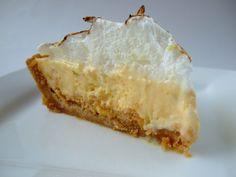 Recept voor Key Lime Pie, de klassieke limoentaart uit Florida.