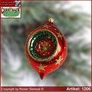 Рождественская елка украшения из стекла старых немецких Классика стекла дует магазину Верхнее качество от Lauscha Тюрингия - Lauscha стеклодува