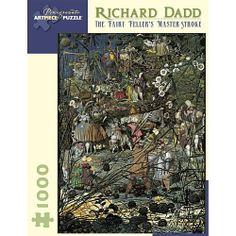"Richard Dadd - The Fairy Feller's Master-Stroke Puzzle: 1000 Pcs - Pomegranate Communication - Toys ""R"" Us"