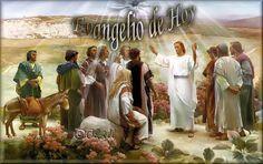 Vidas Santas: Evangelio Julio 12, 2014