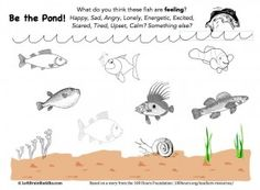Be The Pond and other mindfulness metaphors