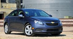 "2014 Chevy Cruze Clean Turbo Diesel is ""a lot of unexpected surprises"""