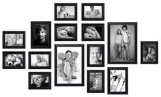 Home And Deco, Frames On Wall, Photos, Pictures, My Room, Picture Frames, Sweet Home, Photo Wall, Gallery Wall