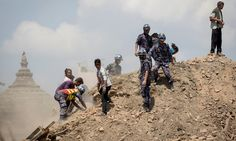 Nepal's PM says earthquake death toll could reach 10,000