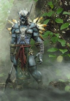 Final Fantasy X - Kimahri Ronso - ARTFX Statue - Final Fantasy X 1/6 Scale Figure Collection - 05 - 1/6 (Kotobukiya)